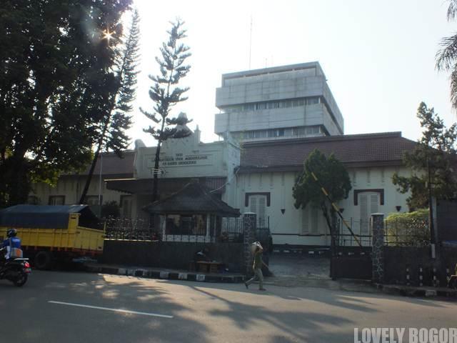Gedung Balai Penelitian Tanah