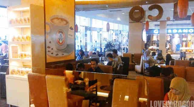 J Co Donuts & Coffee Bogor