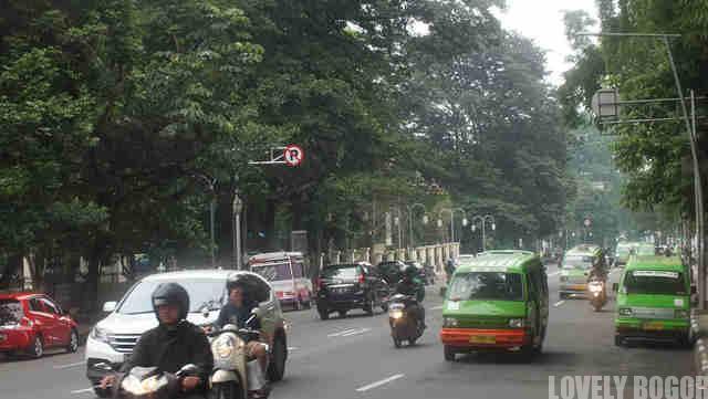 Berjalan Kaki Di Jalan Juanda – Menarik Juga!