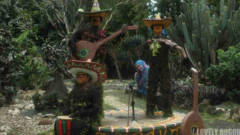 Mexican Park - Taman Mexico
