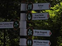 Pintu Kebun Raya Bogor