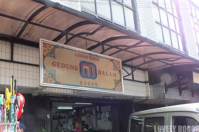 Asinan Sedap Gedung Dalam Legenda Kuliner Bogor