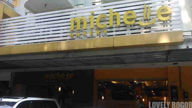 Michelle Bakery Bogor