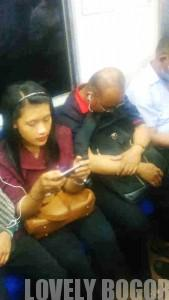Tips Naik Commuter Line