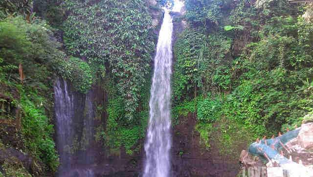 Luhur Waterfall - Curug Luhur