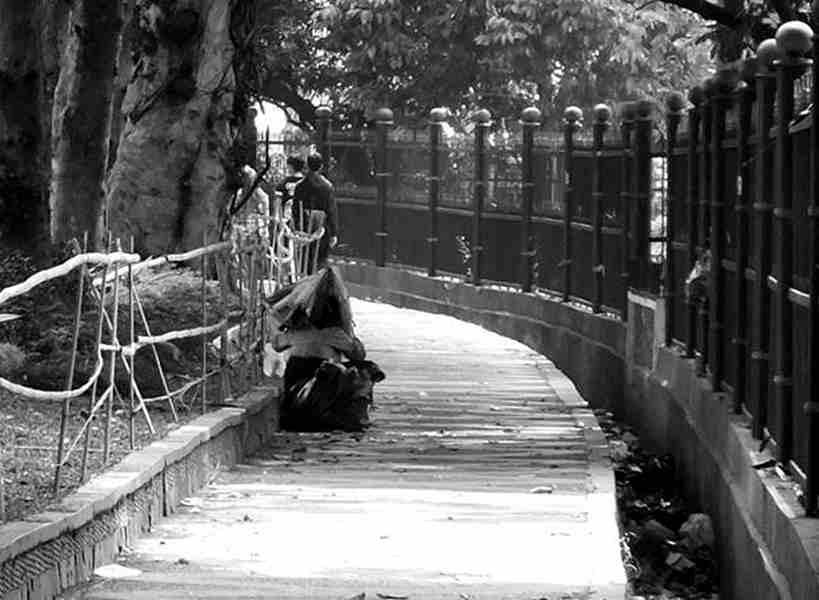 Pengemis Di Jalan Juanda Bogor