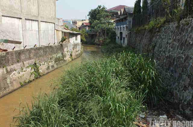 Penyempitan Kanal Cidepit