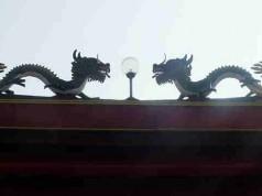 The Dragon in Bogor