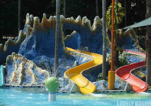 Krakatau Island Di The Jungle Water Adventure