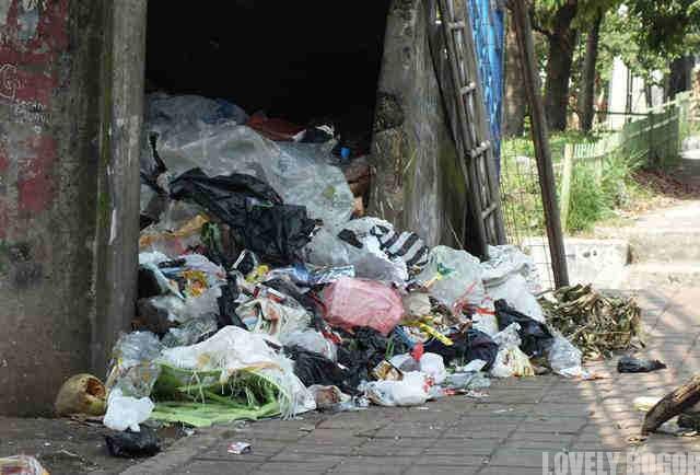 Lingkungan Kotor di Bogor