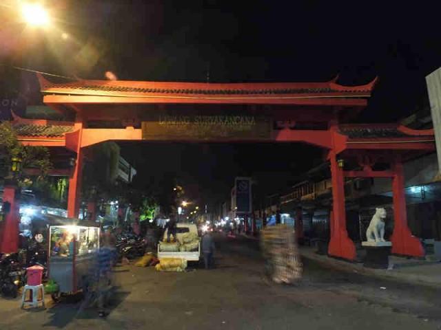 Lawang Suryakencana Bogor