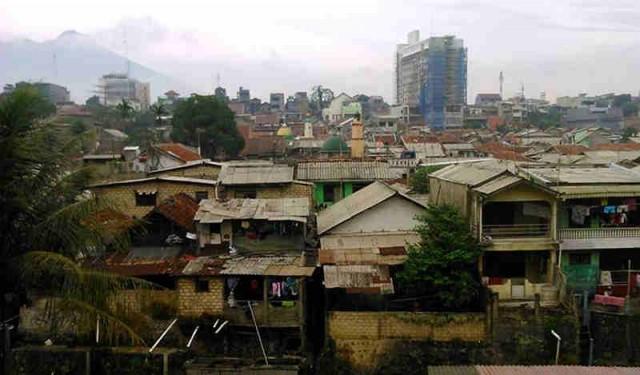 Pemukiman Penduduk Di Bogor
