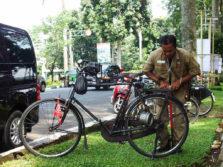Menemukan Jejak Masa Lalu – Sepeda Onthel