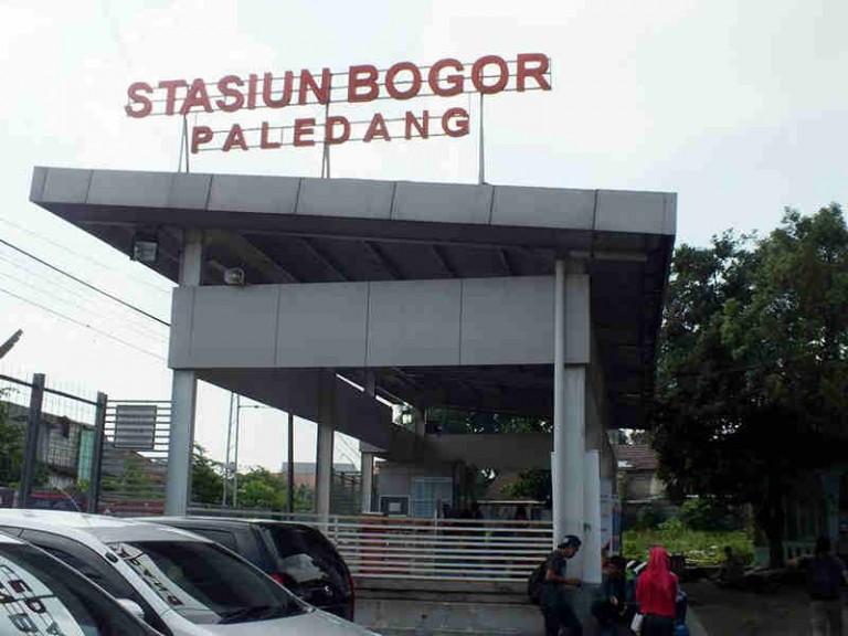 Stasiun Bogor Paledang, Pintu Penghubung Bogor, Sukabumi Dan Cianjur