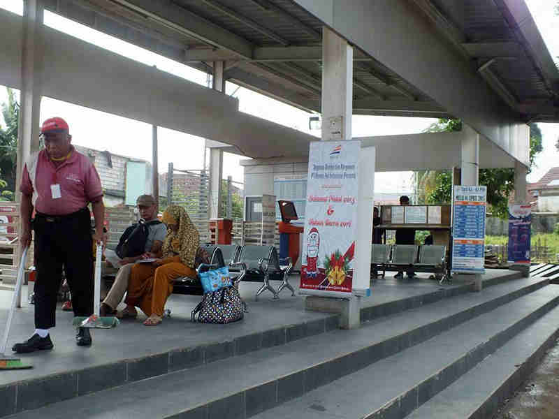 Stasiun Paleang Bogor