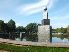 Sarapan, Belanja, Dan Bermain Di Bundaran Taman Yasmin