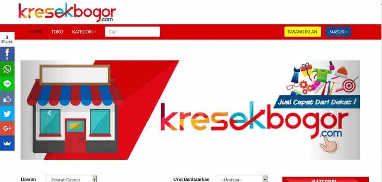Berbelanja Online Di Kresek Bogor