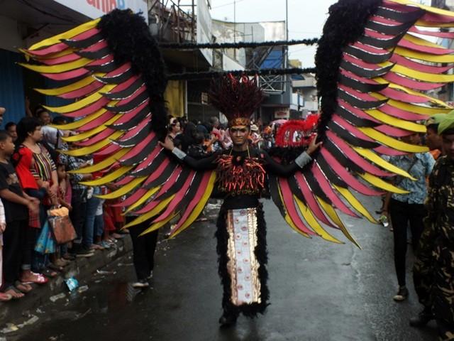 Cap Go Meh Bogor 2016 #1 : 20 Pakaian Aneh Dan Heboh
