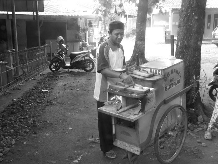 Pedagang Sagu Rangi Kebal Fluktuasi Harga BBM Dan Elpiji