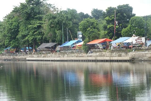 Situ Cikaret Bogor