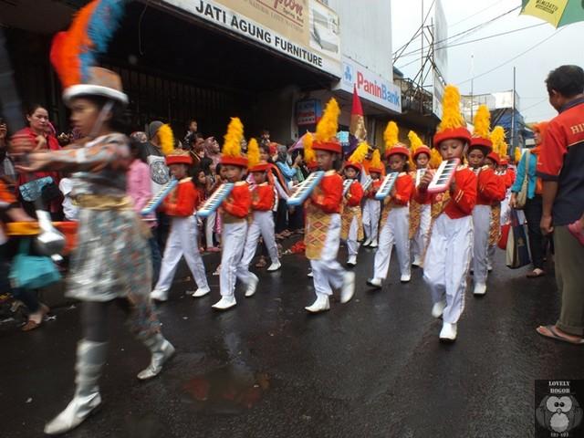 Warna Warni Cap Go Meh Bogor 2016
