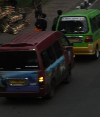 Angkutan L-300 Bogor