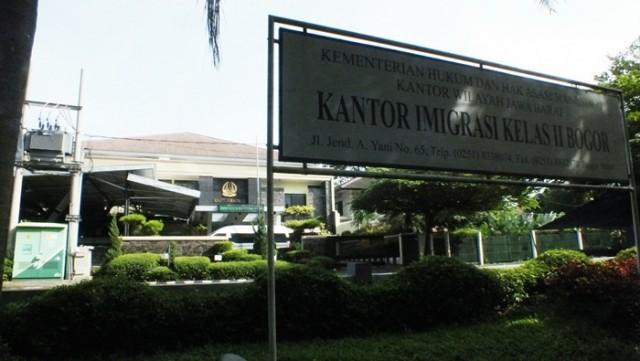 Kantor Imigrasi Bogor