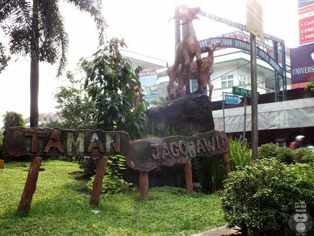 Taman Jagorawi – Si Kecil Di Tengah Keramaian