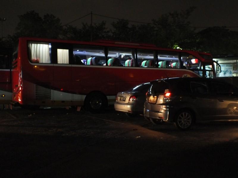Bus Damri Jurusan Bogor Lampung