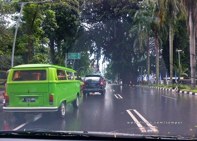 Jalan Juanda Depan Balaikota Bogor
