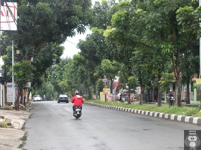 Jalan Achmad Adnawijaya a.k.a. Jalan Pandu Raya