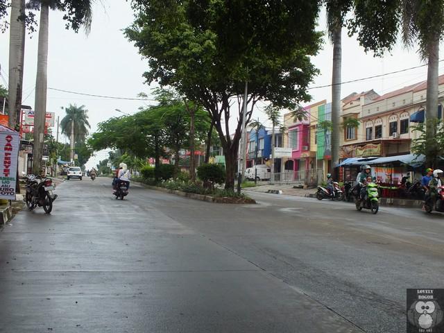 Jalan Pandu Raya - Jalan Achmad Adnawijaya