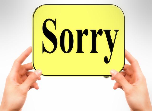 Permintaan Maaf