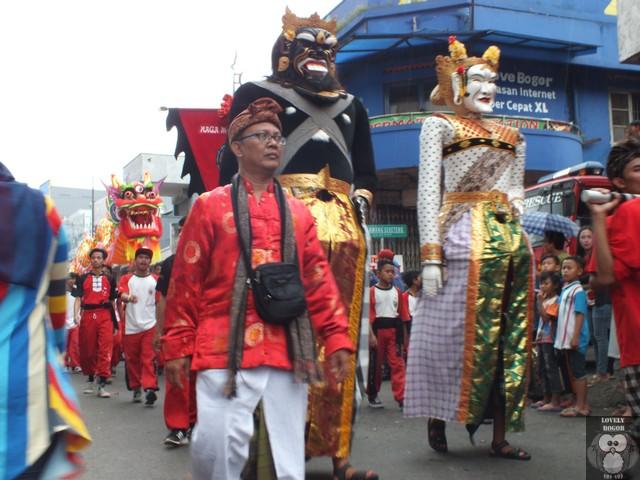 The Bogor Lantern Festival 2016