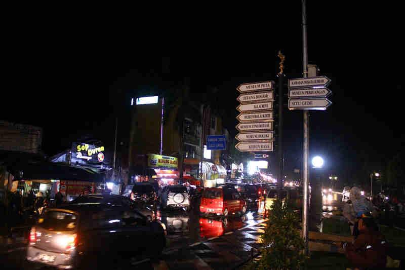 Wisata Kota Taman Air Mancur