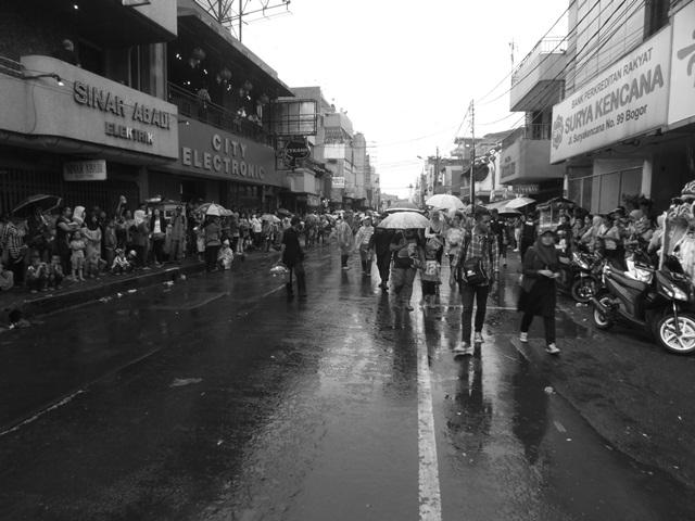 Bogor : Kota Hujan Tetapi Curah Hujannya Bukan Yang Tertinggi