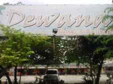 Dewana Futsal & Kuliner – Pujasera Malam Hari