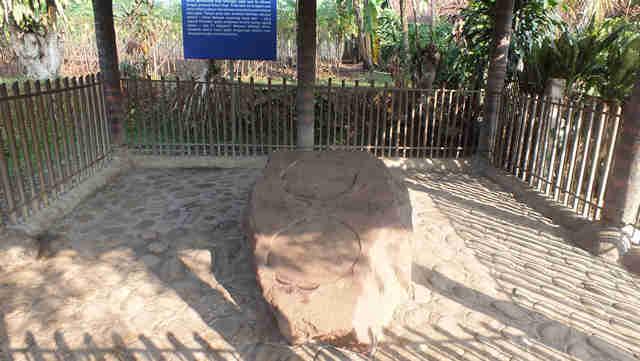 Kebon Kopi Inscription