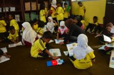 """Cilukba"" : Perpustakaan Unik Berbasis Lingkungan dan Ramah Anak di Bogor"
