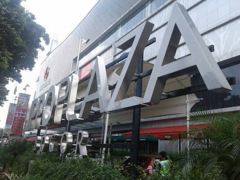 Lippo Plaza a.k.a. Eka Lokasari Plaza alias Elok