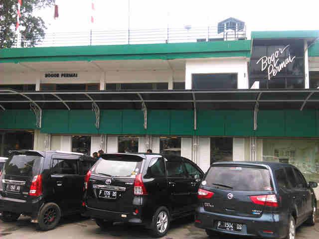 Outlet Bogor Permai