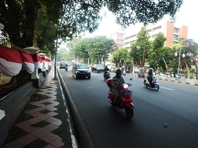 Betulkah Efek SSA Membuat Susah Menyeberang Di Jalan Juanda?