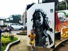 the Graffiti Park Bogor