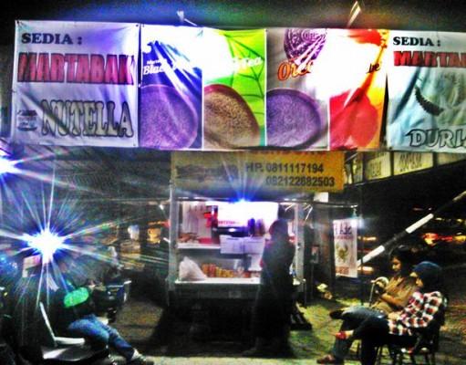 Martabak Mobil Bogor