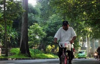 Budaya bersepeda di bogor