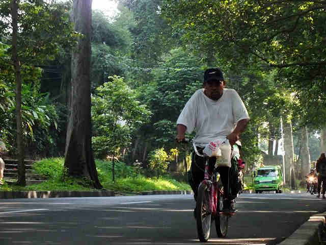 Kalau Saja Budaya Bersepeda Ada di Bogor …….