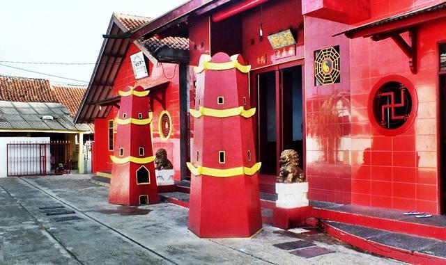 Ciampea Hok Tek Bio temple