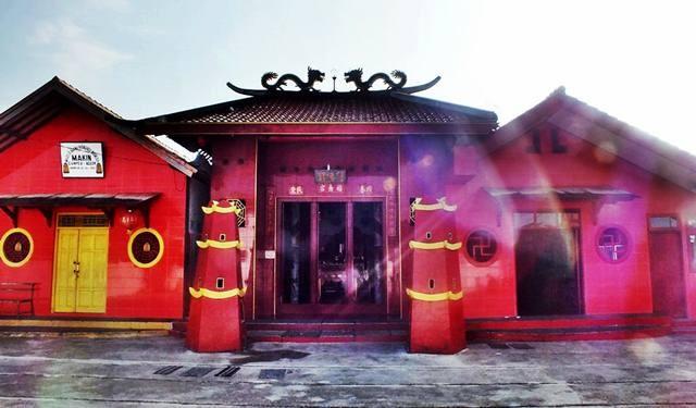 Ciampea Jok Tek Bio Temple