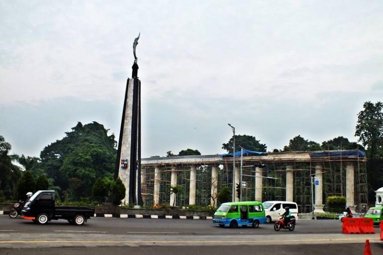 Tugu Kujang – Simbol Kota Bogor