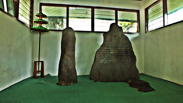 Batu tulis Inscription